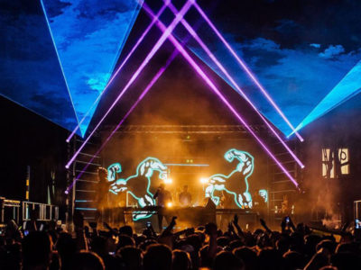 AVA Festival Main Stage Production
